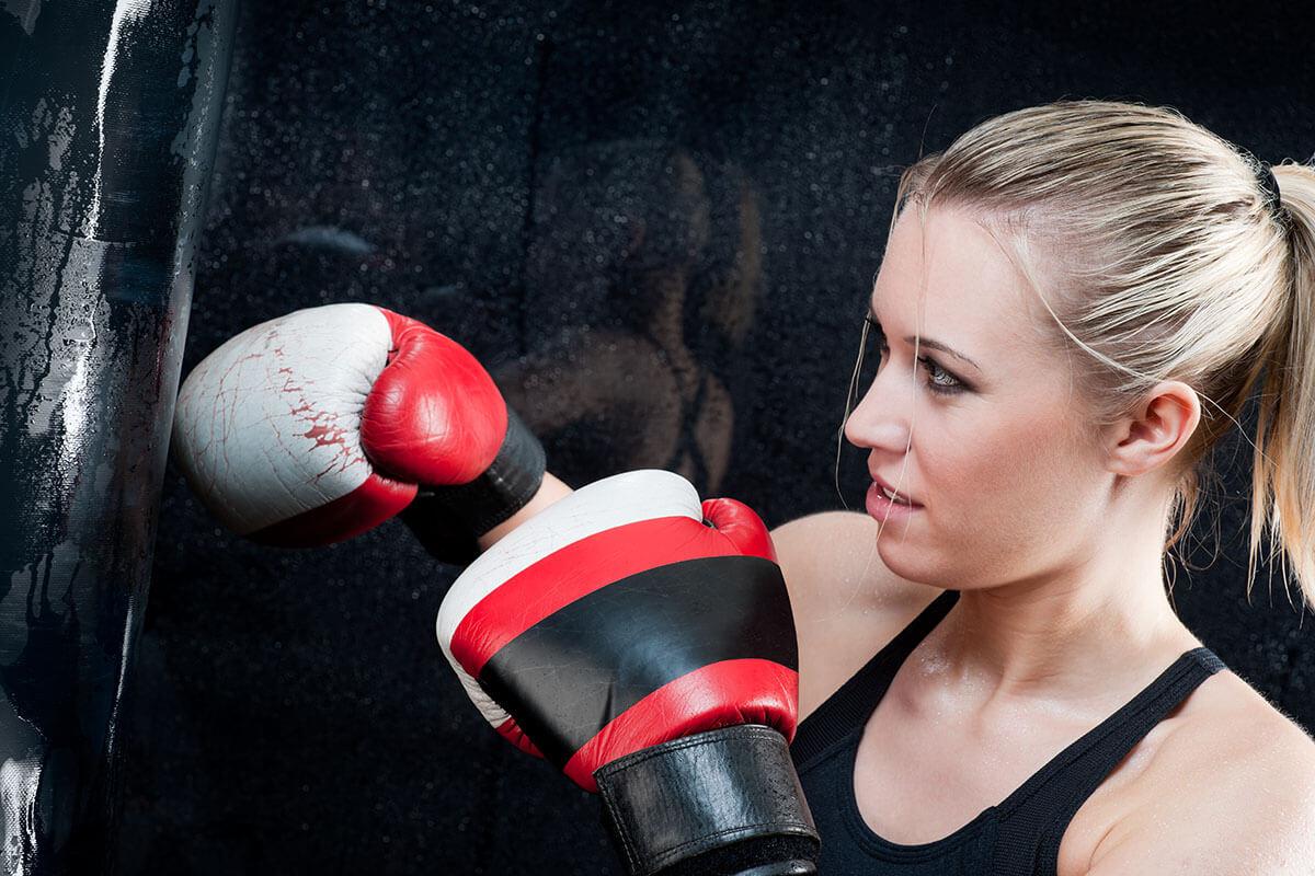 corso boxe palestra