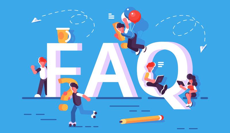 FAQ creare un sito web gratis